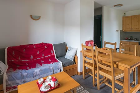 Appartement 4 pers 4* rénové piscine sauna hammam