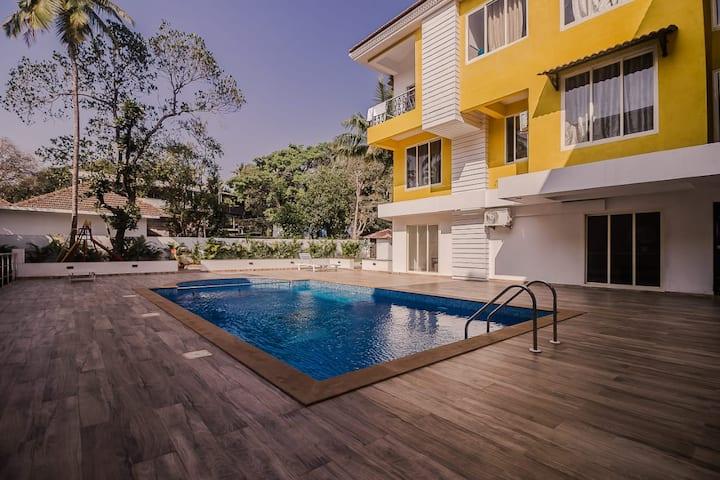 Adhiraj Ocean Vista , Front Side Studio Apartment