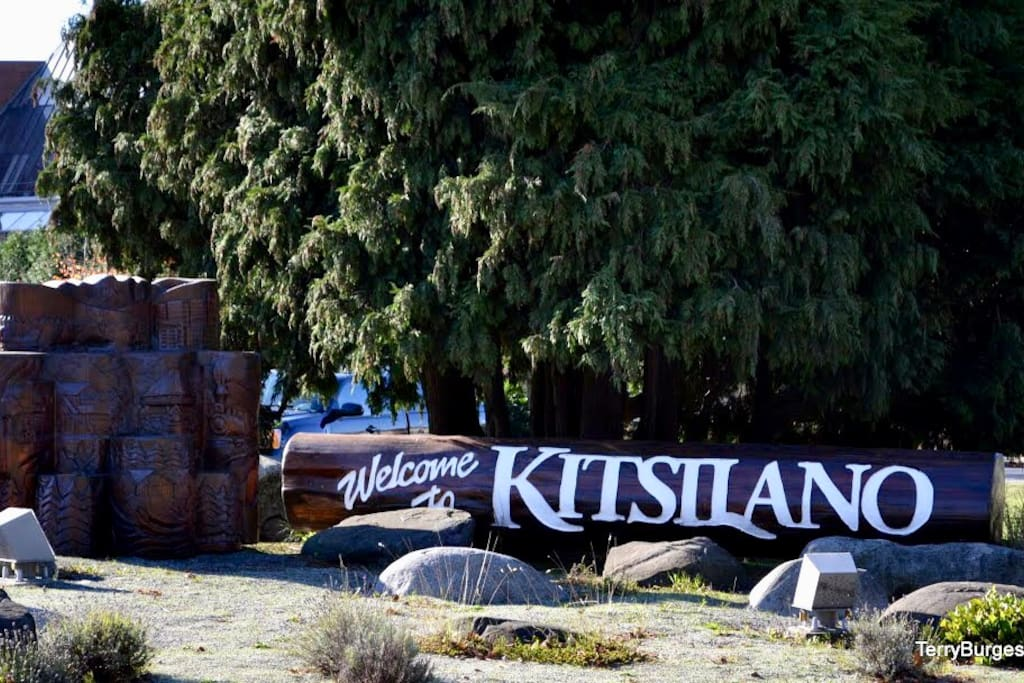 Welcome to Kitsilano