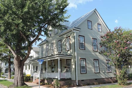 The Whitehurst House, Historic Downtown New Bern - New Bern