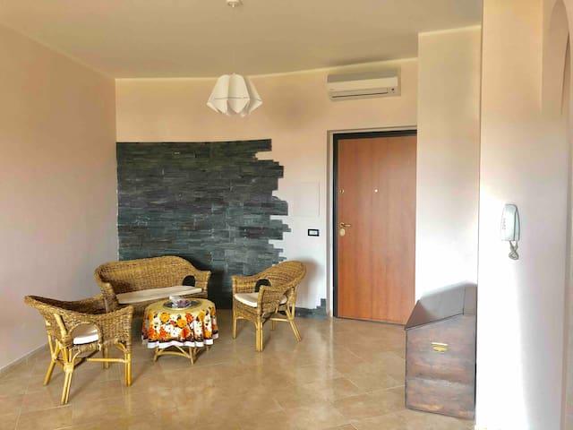 Appartamento nuovissimo in zona mare
