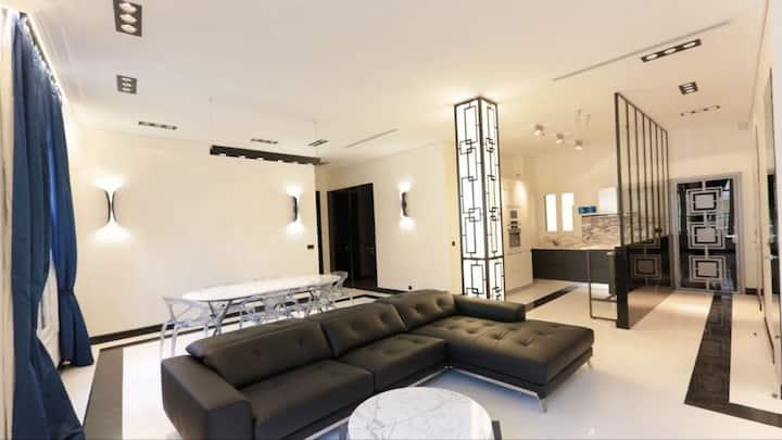 New appartement,110m2»golden square20m croisette