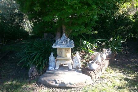 Golden Buddha Hills Retreat - Macclesfield - Casa de campo