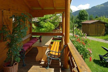 "Chalet ""Birke"" at Gartenhotel Rosenhof - Oberndorf in Tirol - Ev"