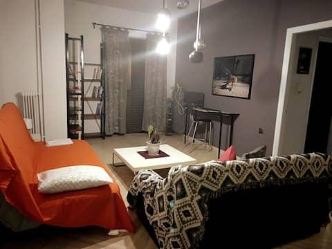Hyggelig leilighet  i Elefsina