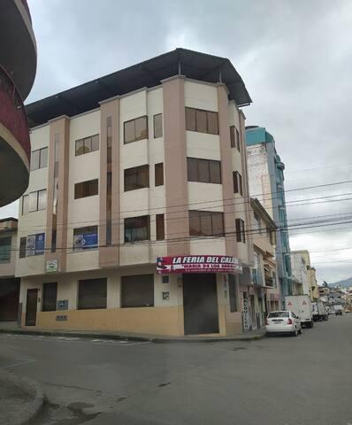 Acogedor Apartamento de Ubicación Central