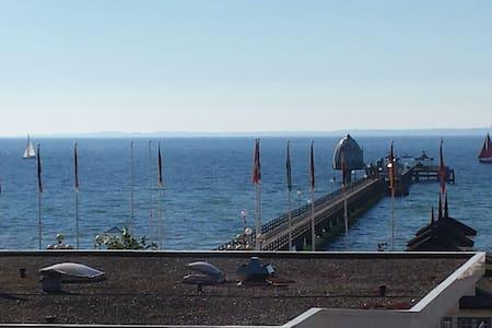 An der Seebrücke mit Meerblick - Grömitz - Квартира