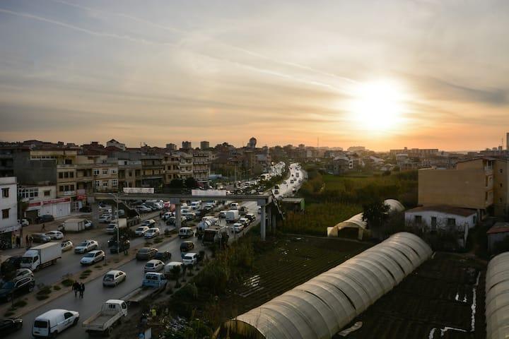 Apt Auberge Vue Mer à 5min Aéroport & Foire Alger