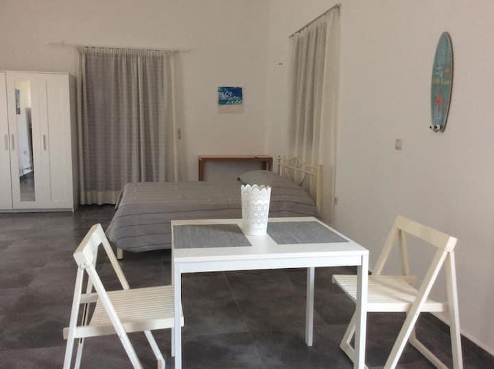 Katerina's cozy loft near Ammes beach