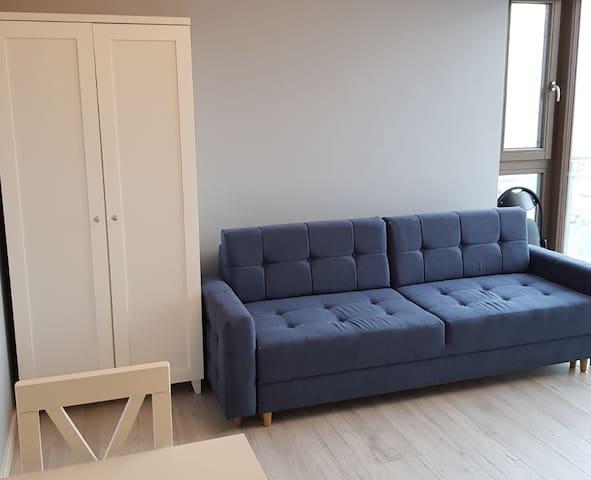 Nowy apartament na Gdańskiej Morenie