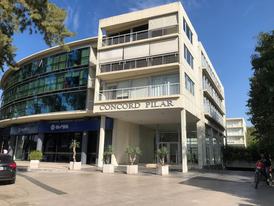 Edificio Concord Pilar
