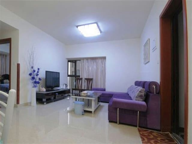 丰乐路建德街旁精装温馨三居室,可免费停车。 - Jiangmen Shi - Appartement