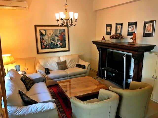 Super luxury stone-house in the heart of Nicosia