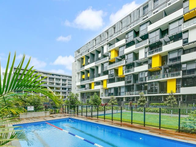 Resort-style living one stop from Central station - Zetland - Departamento