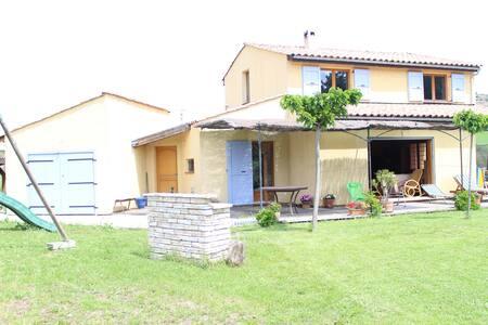 agréable maison en provence