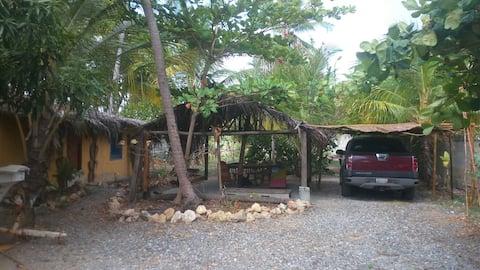 Quinta Le Palme- Casita Caribeña por Max 8 persona