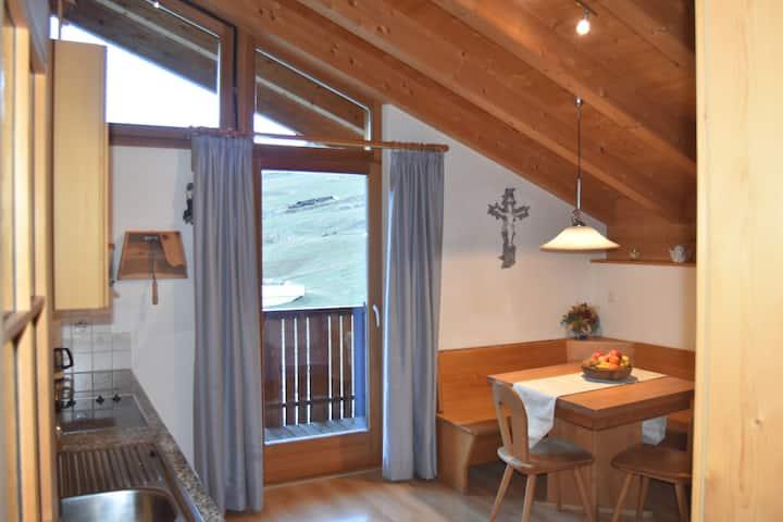 Wohnung für 6 Personen - Urlaub auf dem Bauernhof