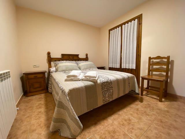 Habitación 1 Cama 150cm