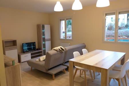 Appartement entre Mont Jura et Geneve