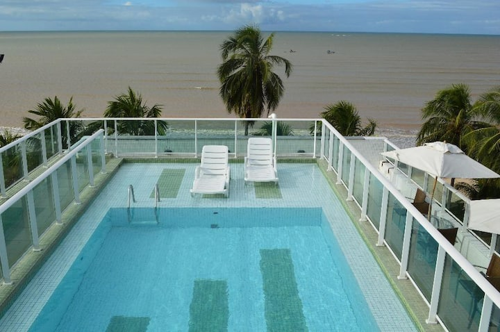 Green Praia Flat Beira-Mar -Unidade 3