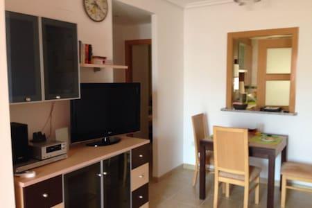 Cozy apartment close to the beach - Orpesa/Oropesa del Mar - Apartment