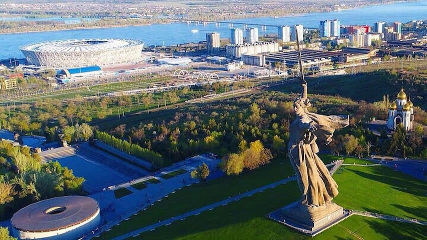 Волгоград-2018