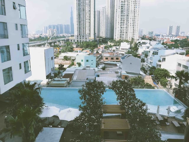 168PROPERTY 01BR landmark81 view Gateway Thao Dien