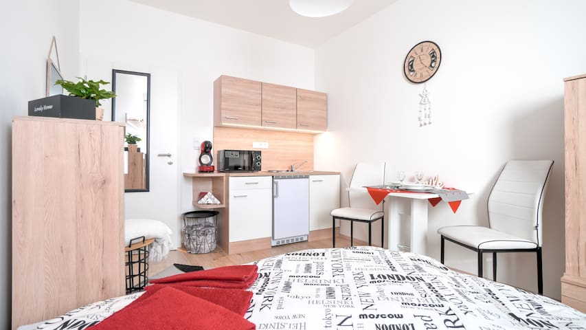 Charming Home with FREE PARKING near METRO station