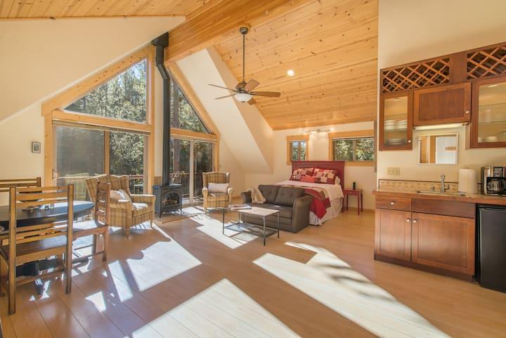 Tahoe Donner spacious studio