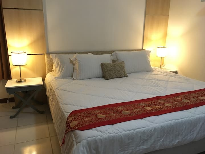 Cozy Home in Strategic Location (City View) 4 pax