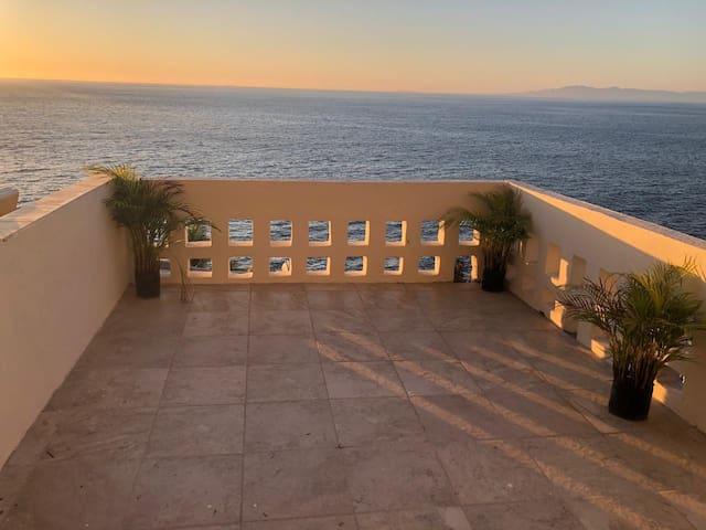 Casa del Mar  Hermoso lugar a la Orilla del mar