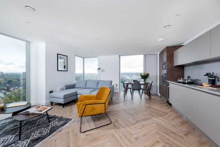 Fantastically central 2 bedroom apartment