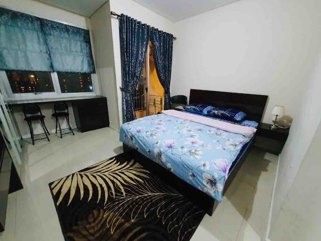 A comfy studio in best location, central Jakarta