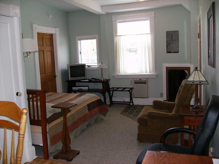 A Charming Studio Loft Apartment
