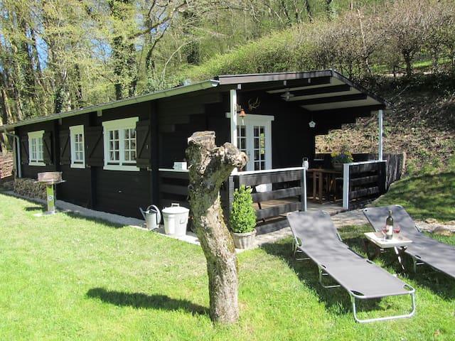 Vakantiehuis in de Morvan - Corancy - Almhütte