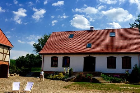 Appartments by the Herring Farm - Starkowo - Bed & Breakfast