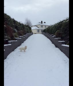 Maureen Ryan's Hilltop Haven - South Tipperary - 独立屋