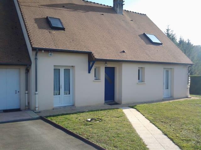 Maison proche du circuit des 24h du Mans - Écommoy