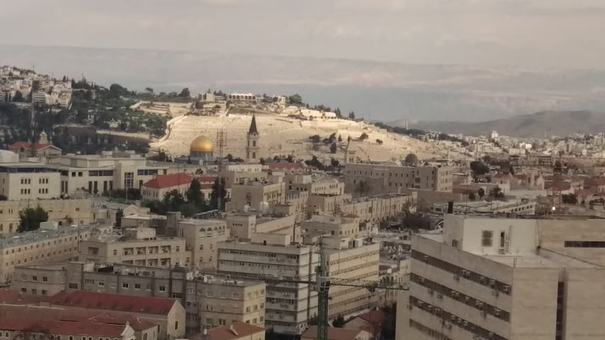 1909 DIVINE Jerusalem Centre -VIEW