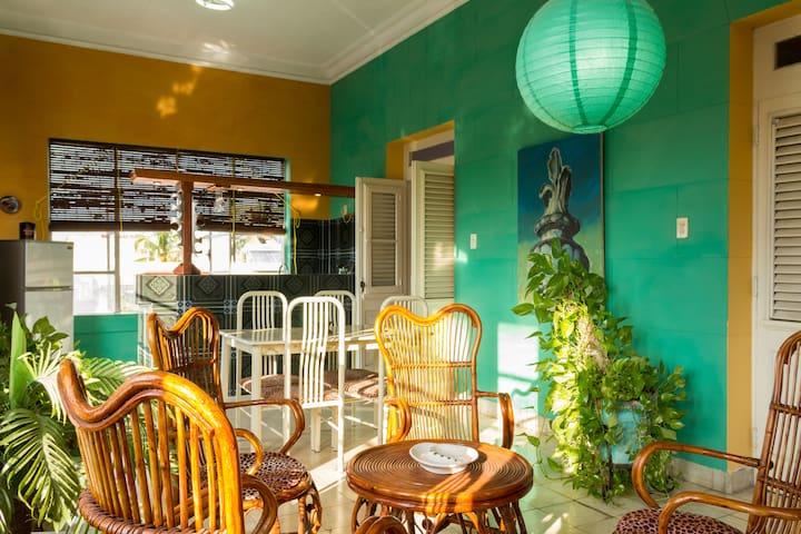 Casa Colonial en Kohly, Habana