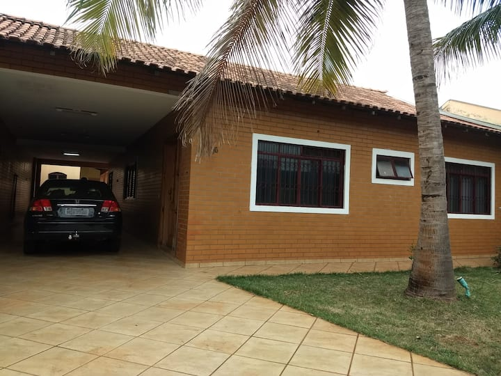 Casa próximo ao Aeroporto de Campo Grande-MS