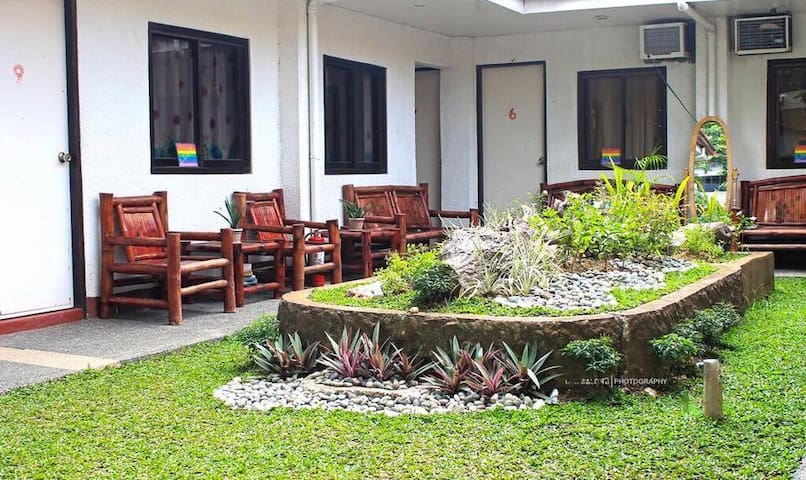 Chillax Room for 4 at San Juan Surfing area