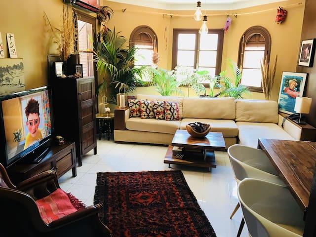 Appartement Cosy au Lido d'Alger