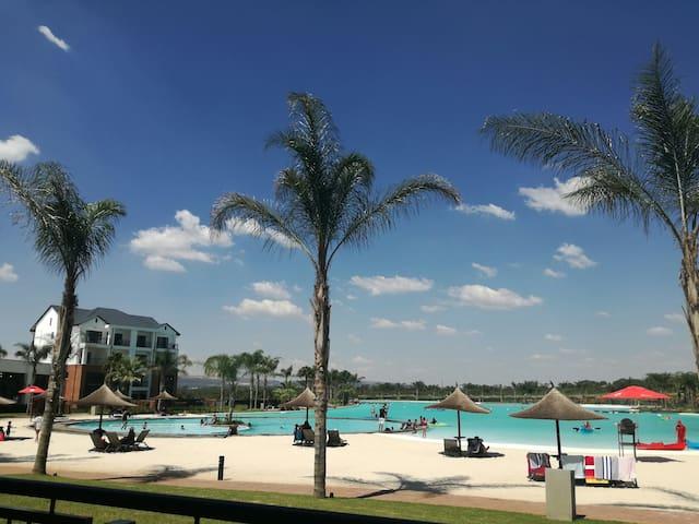 Beach in Pretoria - Luxury home