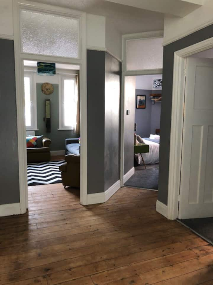 Newly renovated flat in Old Town Hastings
