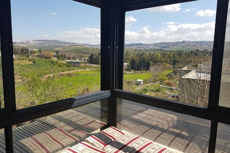 Romantic appartment next to Nazareth - Zippori - Apartamento