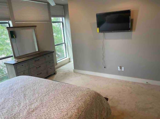 Master Bedroom. 3rd Floor