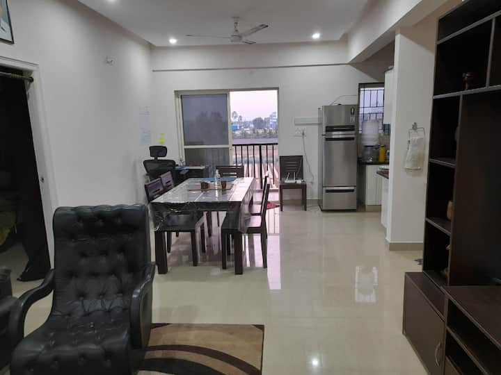 Cozy 2bhk fully furnished appartment