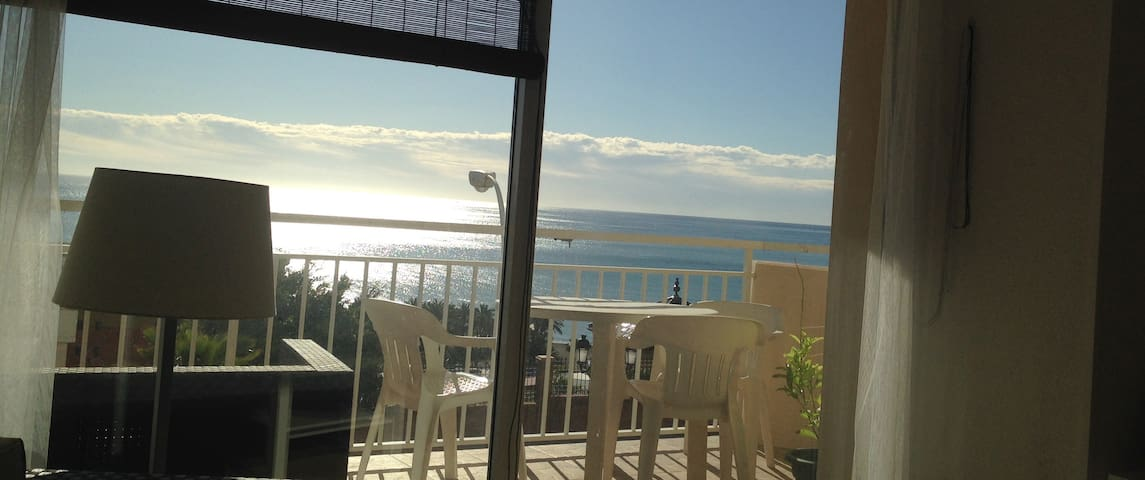 Nice flat with amazing view in Torremolinos - Torremolinos - Lägenhet