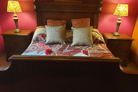 Apesia Heights, sumptuous and cozy room
